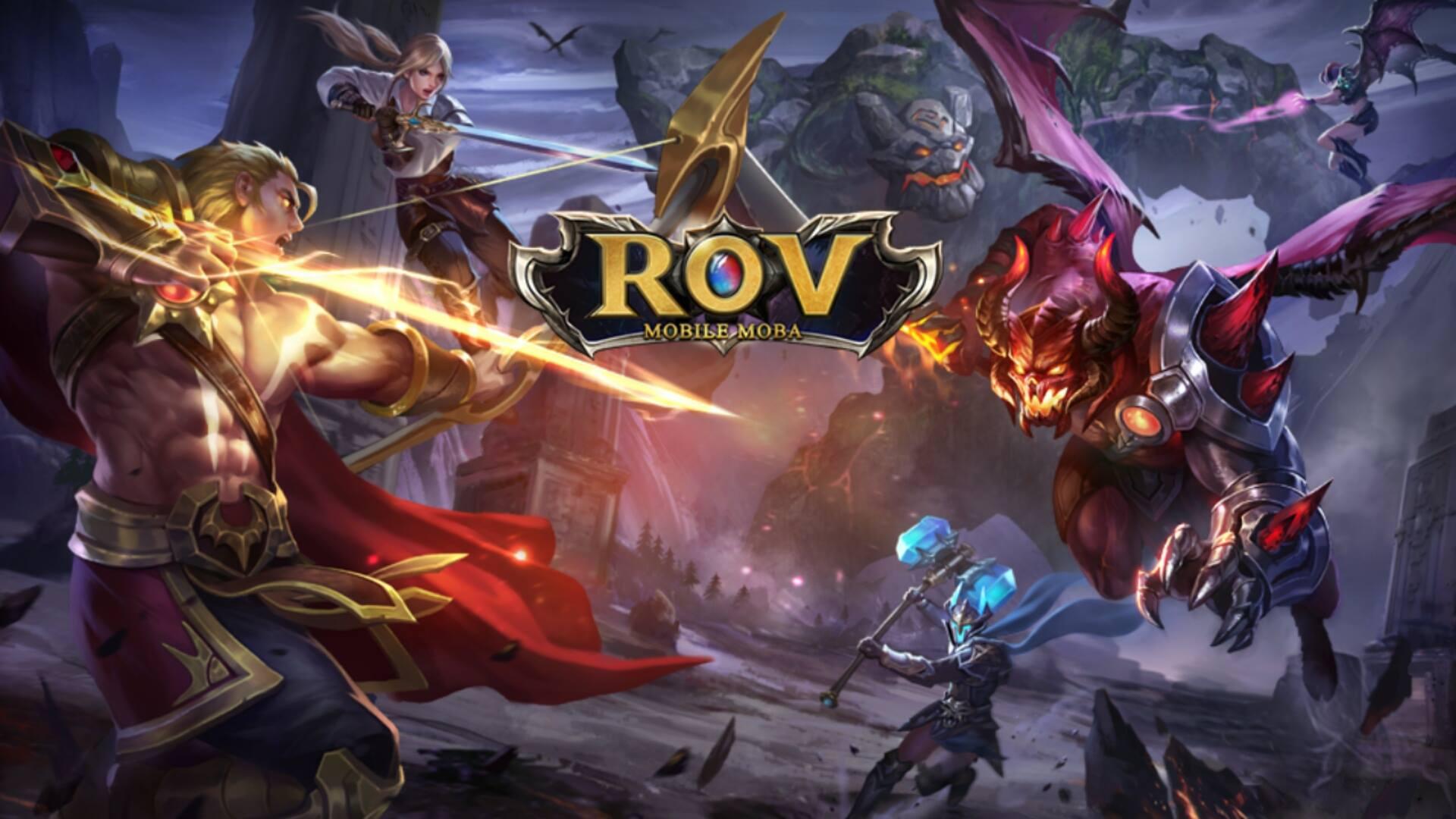 เล นเกม Garena Rov Mobile Moba บน Pc พร อมระเบ ดความม นส ก บเกม